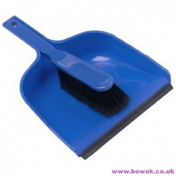 Dustpan & Soft Brush Set