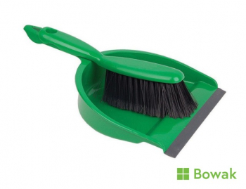 Dustpan & Stiff Brush Sets