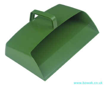 Enclosed Dustpan 30cm Plastic