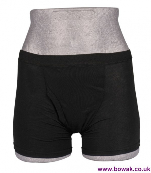 Boys Washable Boxers Black 125ml