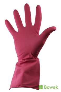 Pink Household Gloves
