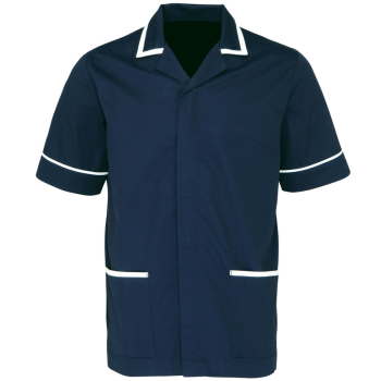 Men's Healthcare Tunic Navy Blue