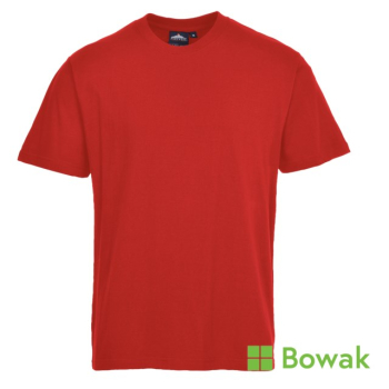 Turin T-Shirts Red
