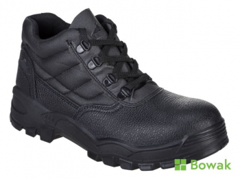 Chukka Safety Boot Black