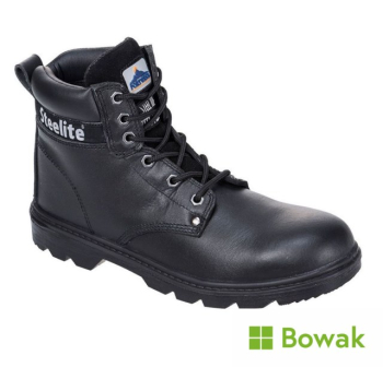 Steelite Thor Safety Boot Black