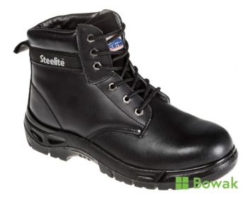 Steelite Safety Boot Black