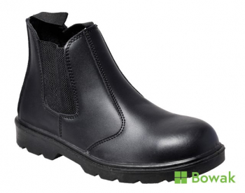 Steelite Dealer Safety Boot Black