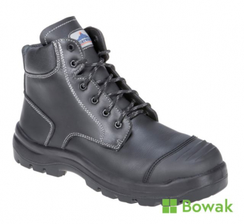 Clyde Safety Boot Black
