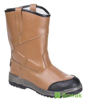 Steelite Rigger Boot Tan