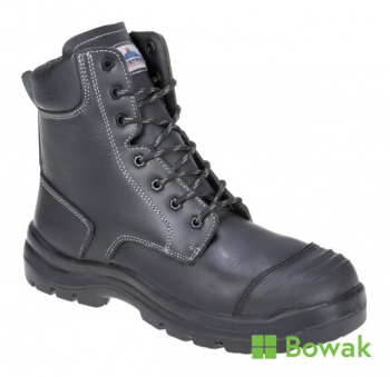 Eden Safety Boot Black