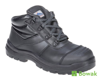Trent Safety Boot Black