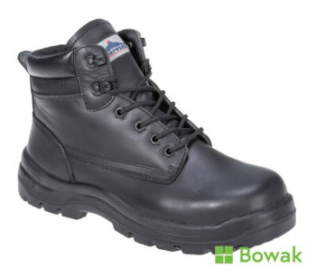 Foyle Safety Boot Black