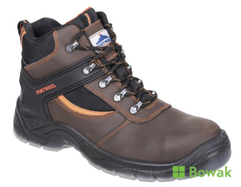 Steelite Mustang Safety Boot Brown
