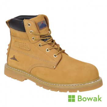 Steelite Welted Safety Boot Honey