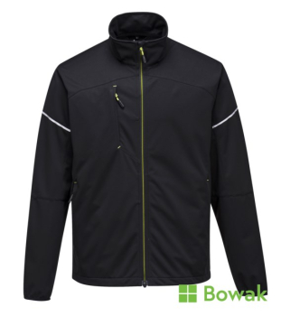 Flex Shell Jacket Black