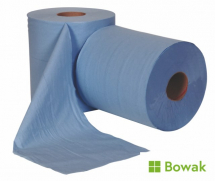 Jangro Centrefeed Wiper Blue 3 Ply