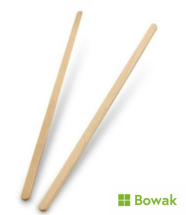 Wooden Coffee Stirrers 5.5inch