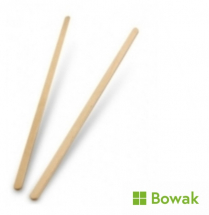 Wooden Coffee Stirrer 7inch