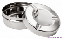 Ashtray Stainless Steel 3.5inch