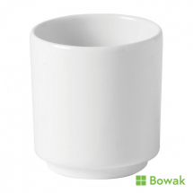 Titan White Egg Cup (Toothpick Holder)