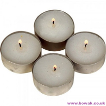 Nightlight Candle 4 Hour white tealights