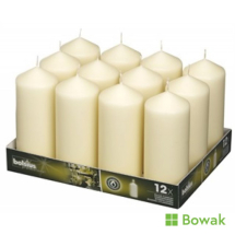 Pillar Candle Ivory 168x68mm