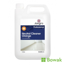 Jangro Neutral Cleaner Orange
