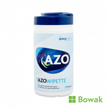 Azowipette Disinfecant Wipes
