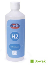 Empty Refill Bottle for Jeyes H2 Toilet Cleaner