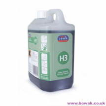 Jeyes H3 Glass & Surface Cleaner Concentrate 2L