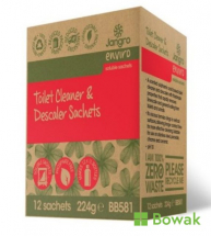 Enviro Toilet Cleaner and Descaler Sachets