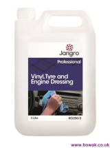 Jangro Vinyl, Tyre & Engine Dressing