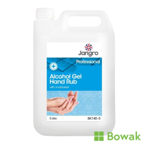 Jangro Alcohol Gel Hand Rub Sanitiser