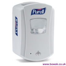 Purell LTX-7 Touch Free Dispenser 700ml White