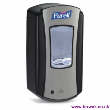 Purell LTX-12 Touch Free Dispenser 1200ml Chrome