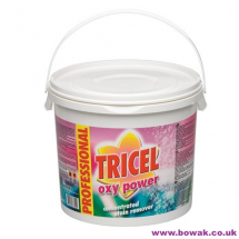 Tricel Oxy Power Laundry Stain Remover Powder