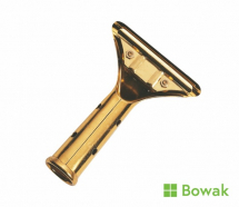 Pulex Brass Window Squeegee Handle