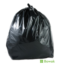 Waste Sacks Medium Black