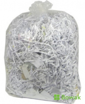 Wheelie Bin Liners Clear Heavy Duty