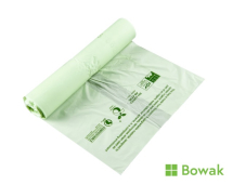 Compostable Food Waste Green Sack 140L
