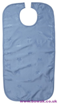 Dignified Clothing Protector Blue