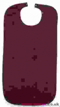 Dignified Clothing Protector Maroon