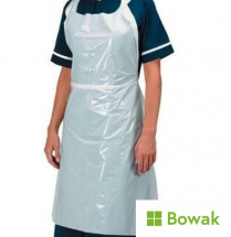 Disposable Aprons White  20mu