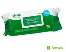 Clinell Universal Maceratable Sanitising Wipes