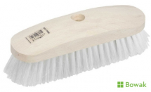 Deck Scrub Brush Polyprop 23cm