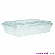 Lid for Food Box 660mm Clear