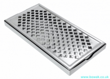 Glasses Drip Tray Stainless Steel