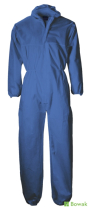 Disposable Coverall Navy XXL